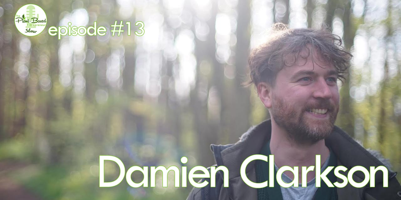 Episode #13 - Damien Clarkson