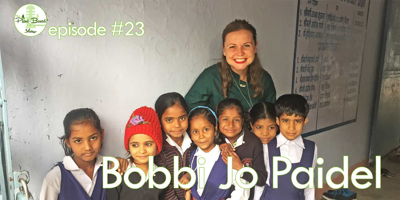 Episode #23 - Bobbi Jo Paidel