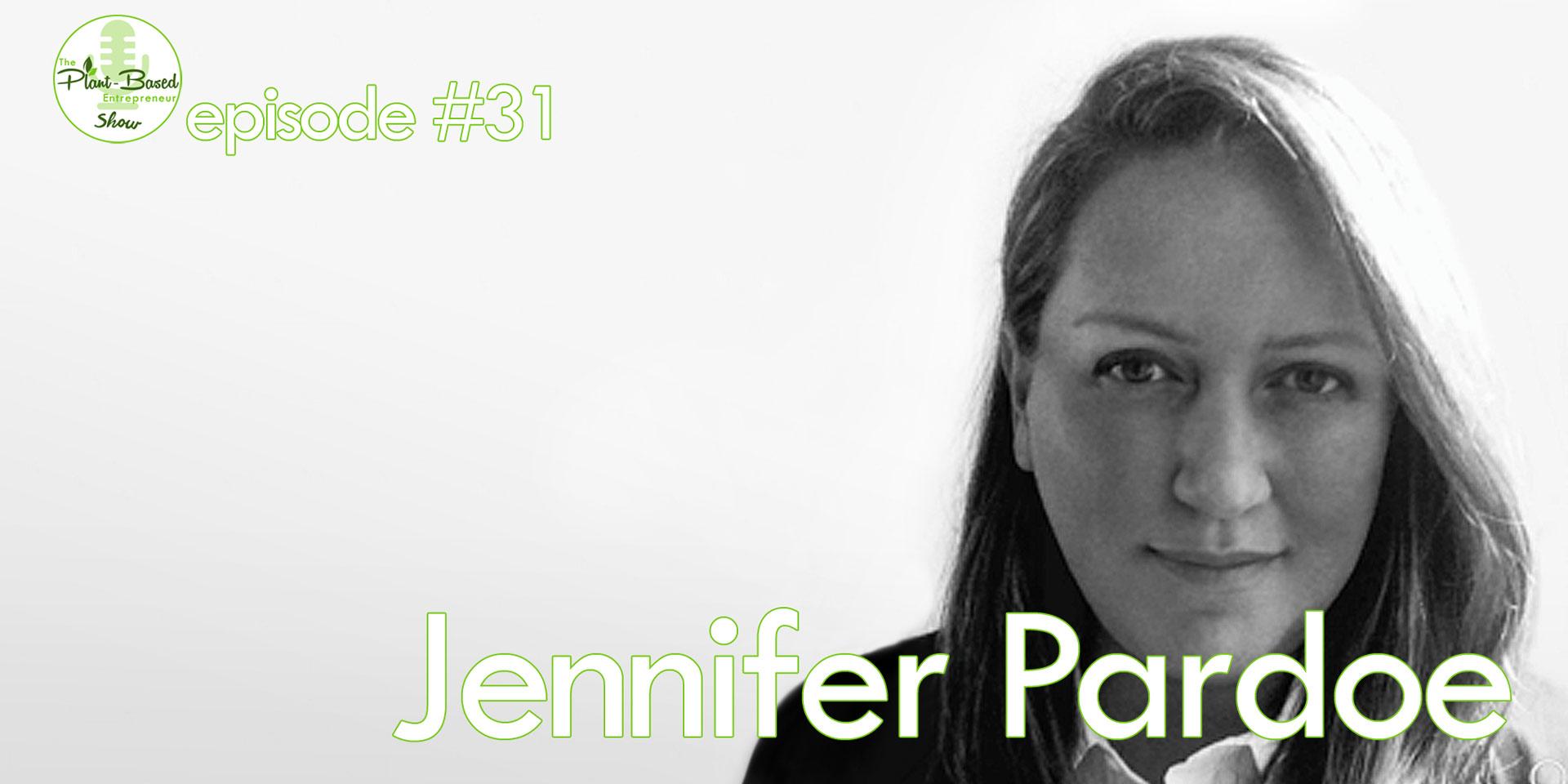 Episode #31 - Jennifer Pardoe