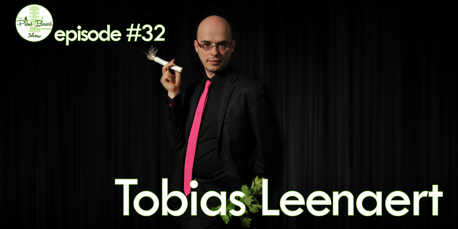 Episode #32 - Tobias Leenaert
