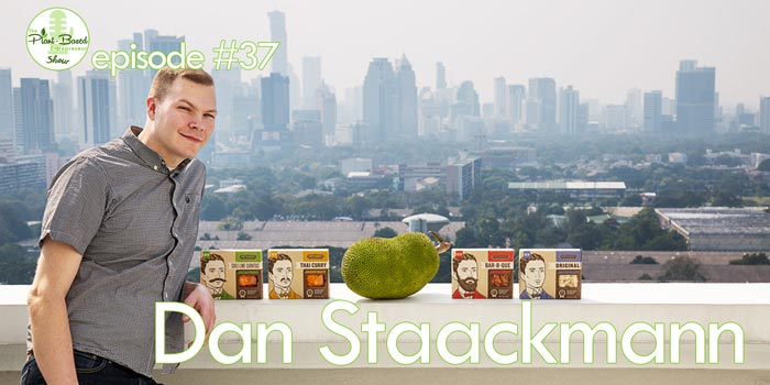 Episode #37: Dan Staackmann – How Made-up Mustache Built a Vegan Food Empire
