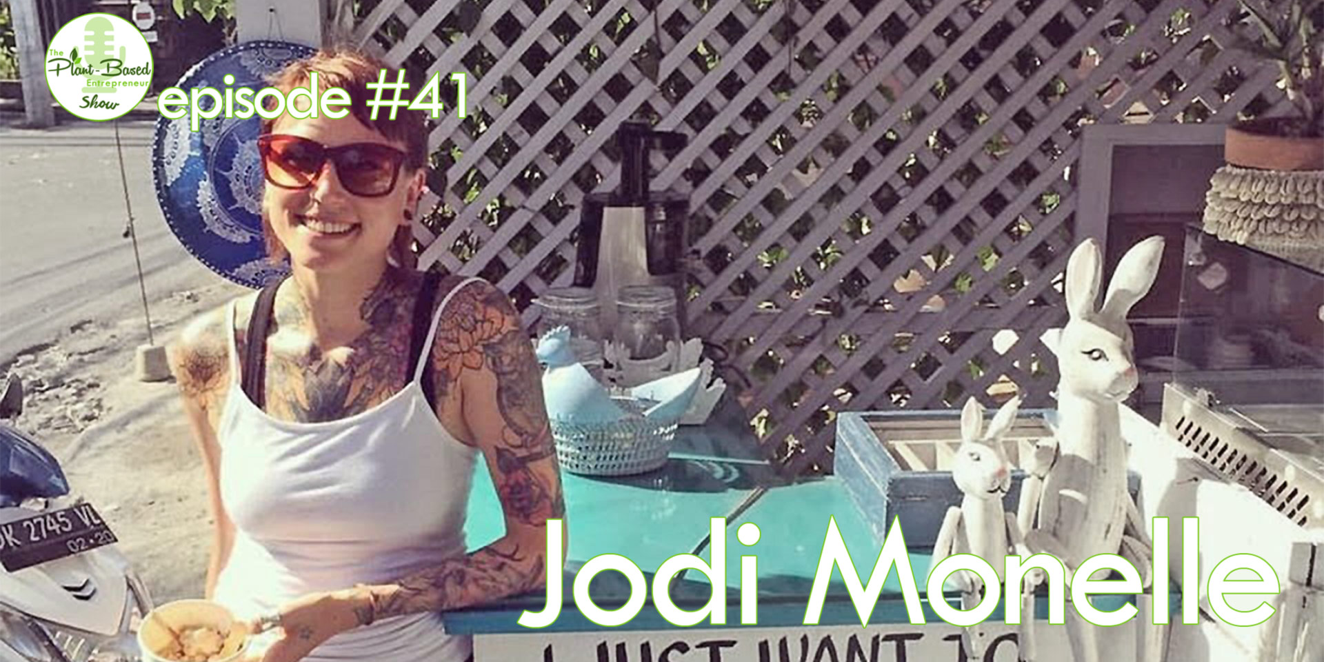 Episode #41 - Jodi Monelle