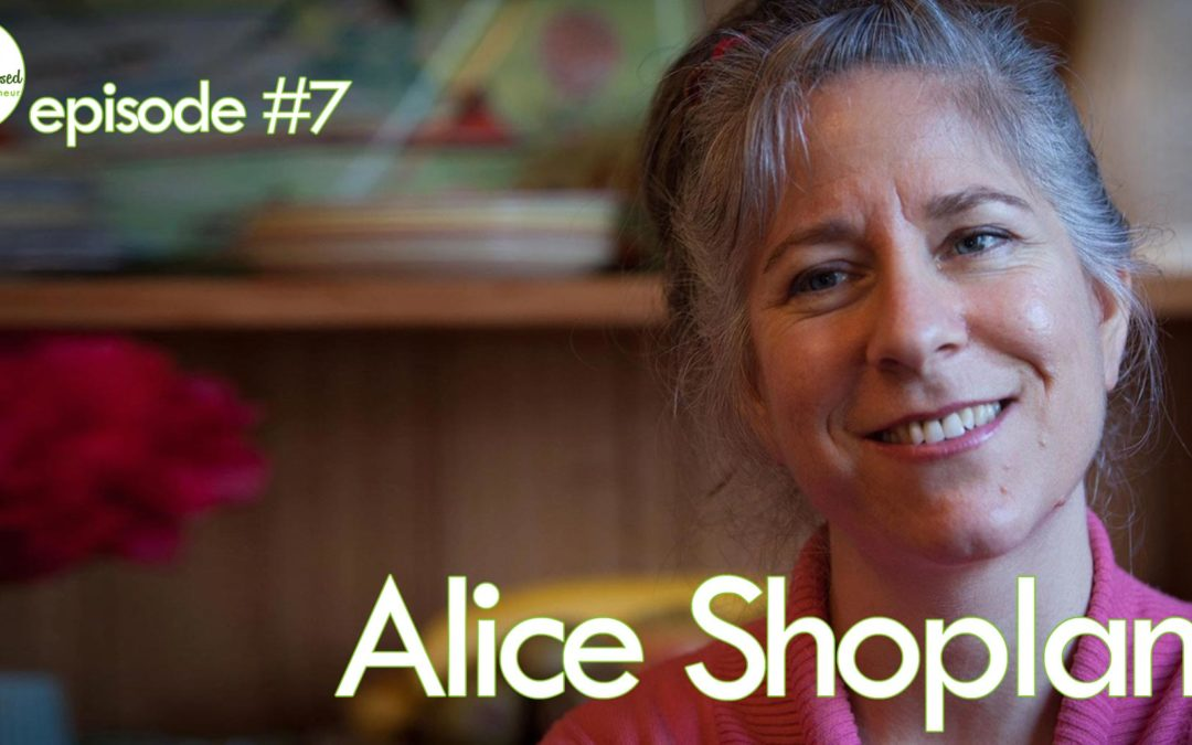 Episode #7 – Alice Shopland: A Cheesy Story of New Zealand's Oldest Vegan Business