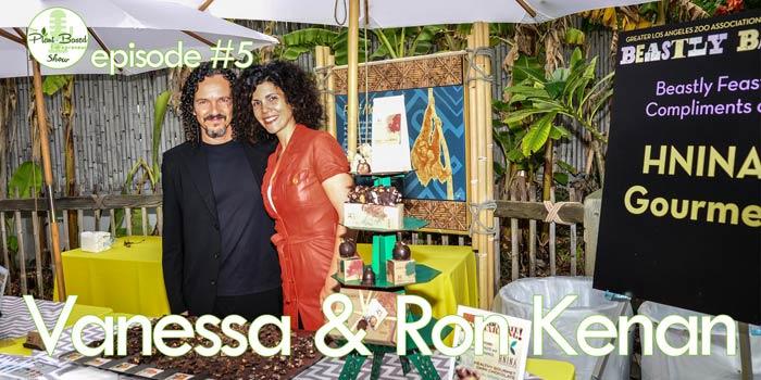 Episode #5 – Vanessa & Ron Kenan: Hnina, Not Just Any Kind of Chocolate