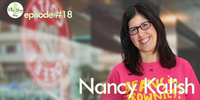 Episode #18 – Nancy Kalish: Breaking The Rules of Snacks